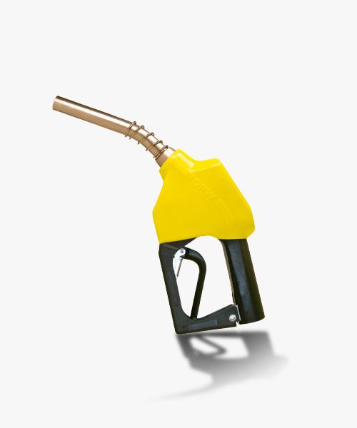 Pistola automática para combustible OPW